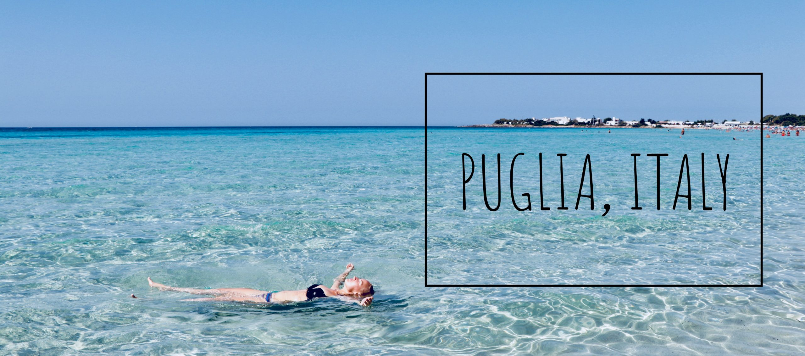 Read more about the article Puglia