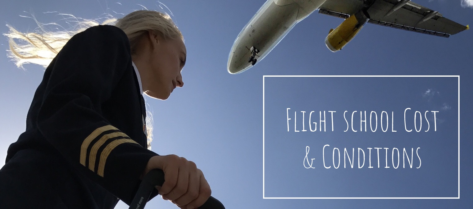 Read more about the article How to become a Pilot #03: Flight School Cost & Conditions